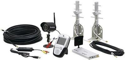 Stallkamera, Kamera für Stall, Cowcam, Horsecam, Überwachungskamera, Komplettset