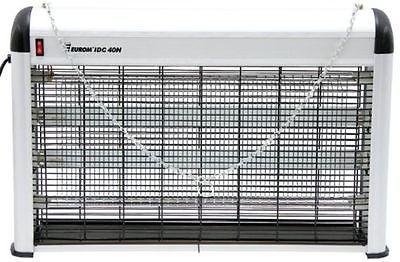 GRANIT, Fliegenvernichter, Insektenvernichter, 40 Watt, bis 200 qm, 4000 Volt