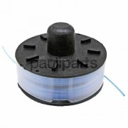 GL 350 Fadendurchm 1,6 mm Einfadensp. Spule Black /& Decker Trimmerspule