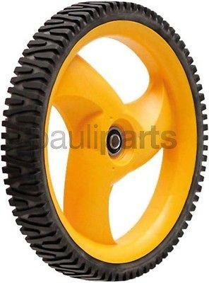 McCulloch Rad, High-Wheel, Nabenlänge 43 mm, Radbreite 45 mm, 532 40 35-09