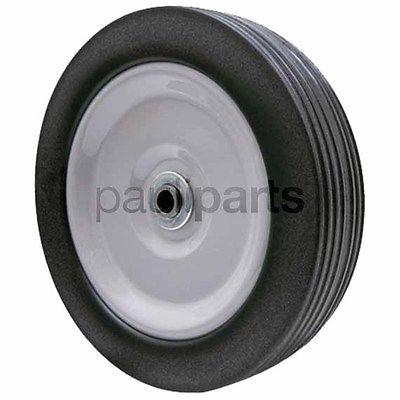 Rad mit Stahlfelge, Außendurchmesser 180 mm, Radbreite 45 mm, NL=37 mm