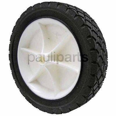 Rad mit Stahlfelge, Außendurchmesser 200 mm, Radbreite 44,7 mm, NL=37 mm