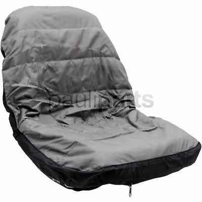 Sitzbezug für Schleppersitze, Rückenlehne bis 300 mm, Sitzbreite 450 mm