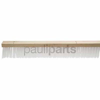 Kugelmann Kehrleiste, Holzkörper, Polypropylen, Länge 1480 mm, K-150