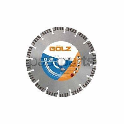 Diamanttrennscheibe, Außendurchm. 400 mm, Innendurchm. 20 mm, Breite 3,6 mm