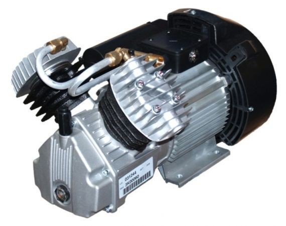 AEROTEC Druckluft Kompressor Aggregat VDC, max. 11 bar, 375 Liter/min.