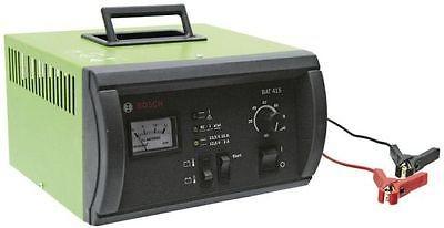 BOSCH BAT 415, Profi Batterie Ladegerät, Elektroniklader, 12V, Erhaltungsladung