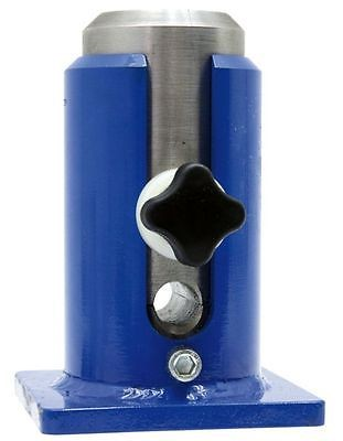 Seilpresse, Drahtseilpresse für Stahlseil 12 - 14 mm Drahtseilklemmen, Seilwinde