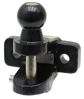 Anhängekupplung, Kugelkupplung K50, 50 mm, m. Anschraubplatte