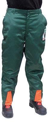 Schnittschutz Bundhose Schnittschutzhose EN 381 Form A FPA anerkannt Größe: 56