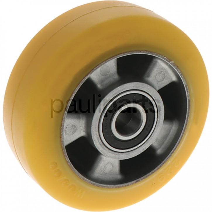 Blickle Stützrad, Rad passend für Still, L=46 mm, 0009933864,  T 16, D 08