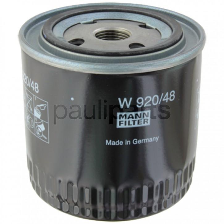 MANN Filter Motorölfilter, passend f. Jungheinrich, 14122710, GDP 40, GDP 40 RC