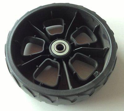 AL-KO ALKO Ersatzrad für Rasenmäher, Ø 200 mm, mit Lager, für Silverline
