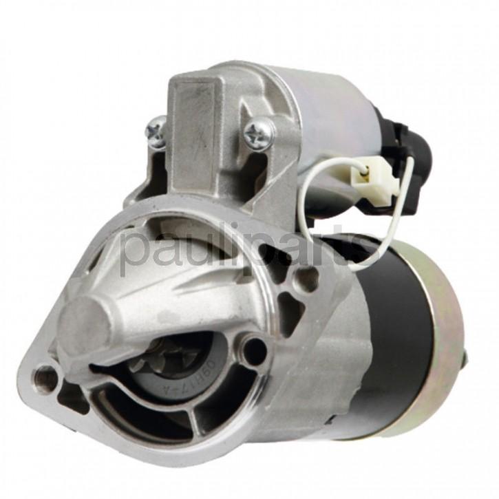 Kubota Anlasser, 8 Ritzel, Vergleichsnummer 6C14059210, 6C14059211, 6C14059212