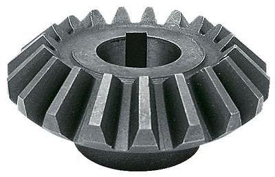 Kegelrad für Deutz Fahr Kreiselmähwerk KM 3.21, Hauptrahmen, ET-22, 19 Zähne