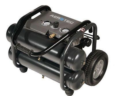 AEROTEC Druckluft Kompressor, 290-20 Montagekompressor, 2 x 11 Liter, 10 bar