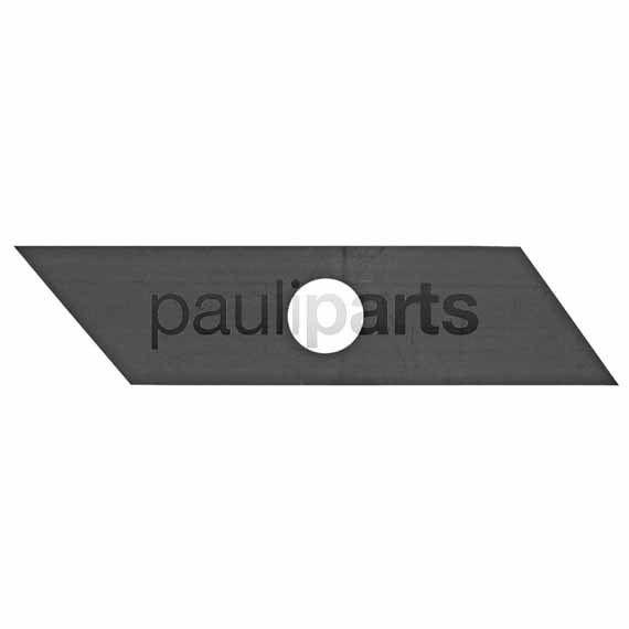 Tielbürger Vertikutierer Messersatz, 16 teilig, TV 450 S, RL 455 B, KB-002-002
