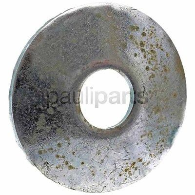 Universal Tellerfeder, Feder, Außendurchm. 38 mm, Innendurchm. 11,5 mm