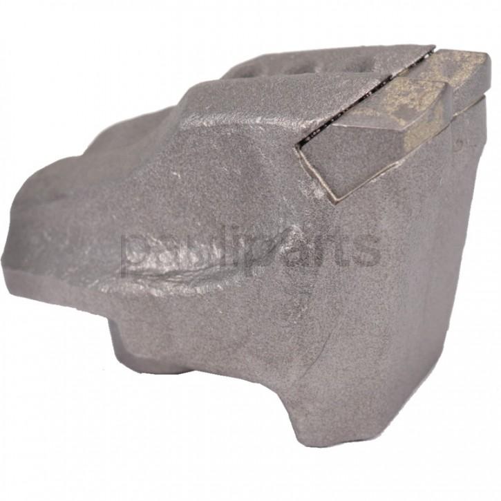 Carbide Ersatz-Zahn, Reserve-Zahn für Forstmulcher, BFS-542, Version C, Combat