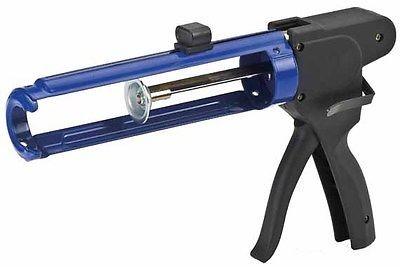 Serenco Kartuschenpistole, Pistole für Silikon, ohne Schubstange, 310 ml