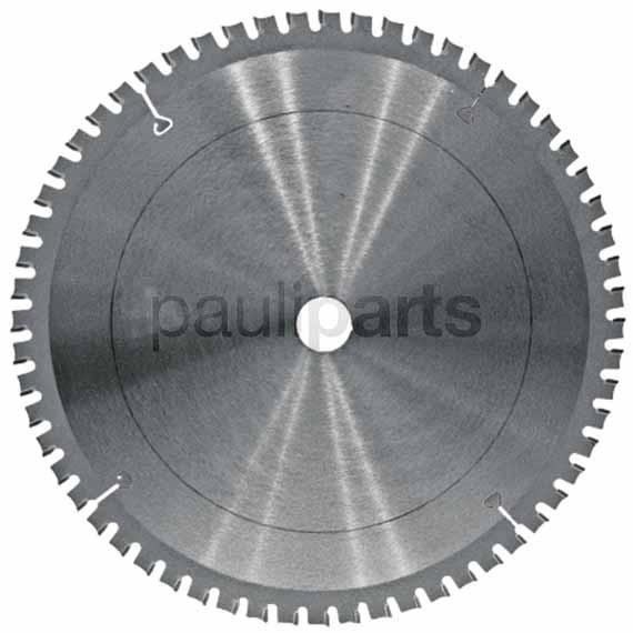 Hartmetall Stahl Sägeblatt, Kreissägeblatt, Blatt 305 x 2,2 x 25,4 mm 60 Z