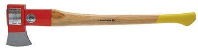 Ochsenkopf Spalt-Fix-Axt, Axt aus Hickoryholz, Schneidenbreite 115 mm, L=800 mm