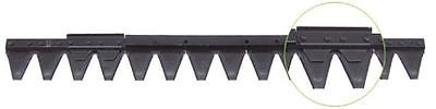 ESM Messerbalken Mähmesser komplett für Balkenmäher, 970 mm, ESM-Nr.: 2490140