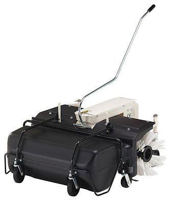 Eurosystems Anbau Kehrmaschine 88 cm für M 210, M 220 mit Schmutzbehälter