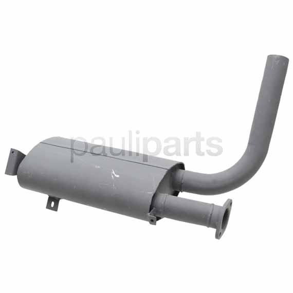 Schalldämpfer, Auspuff Fendt H380201100013 GT 360, 365, 370, 380