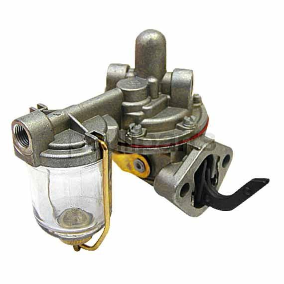 Landini Membran-Förderpumpe, Kraftstoffförderpumpe, Motor Perkins 4.192