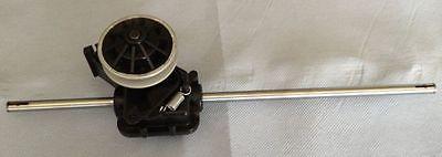 AL-KO Vario Getriebe für Rasenmäher, 520 BRV, 470 BRV, Silver, Green Edition