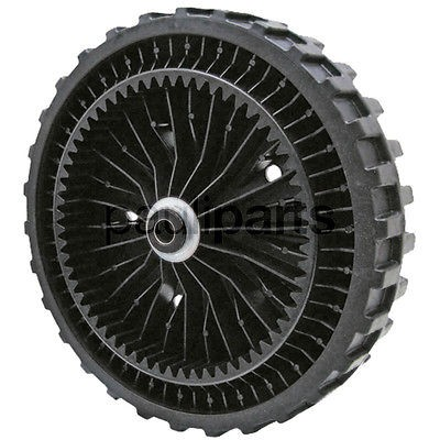Ersatzrad, Rad AS Motor, für Rasenmäher, Ø 270 mm, mit Lager, E05269, 5269