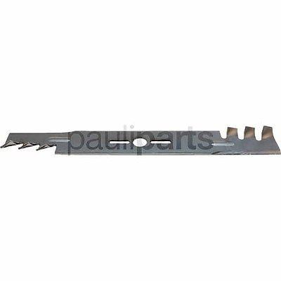 Messer f. Rasenmäher, Länge 432 mm, Zentralbohrung 25,4 mm, Außenloch 9,5x38 mm