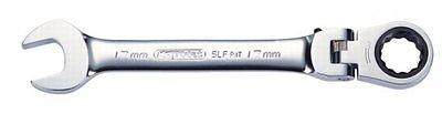 KS TOOLS 503.4817 GEARplus® Gelenk Ratschen Ringmaulschlüssel feststellbar 17 mm