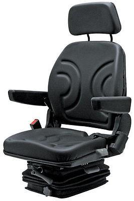 Komfortsitz, mechanisch gefedert, Stoff, Schleppersitz für Traktor, Schlepper