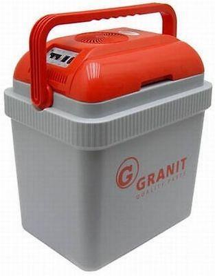 Kühlbox, Wärmebox, Kühltasche, Isolierbox, Autokühlbox 12V 230V bis 50° 24 Liter