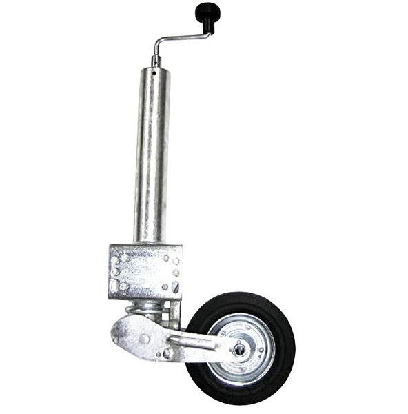 Automatik-Stützrad, Anhänger, Stützlast 250 kg, inkl. Anbauflansch
