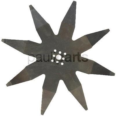 Ambrogio Rasenmäher Messer Ersatzmesser für L 50, 240 mm, 8-Zahn, 050Z06000A