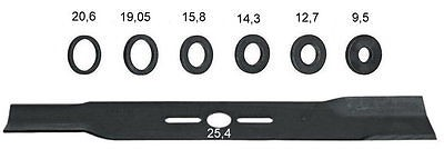 Universal Rasenmähermesser Rasenmäher Messer Ersatzmesser 43 cm