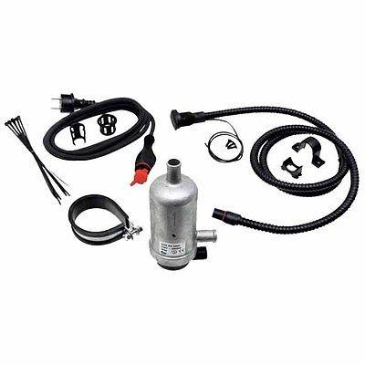 Calix Motorvorwärmer f. Mercedes Benz, 1000 Watt, Motor Mercedes Benz OM 366