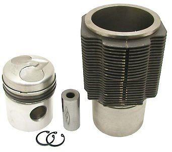Kolbensatz komplett, Kolben Satz für Deutz Motortyp: FL 812