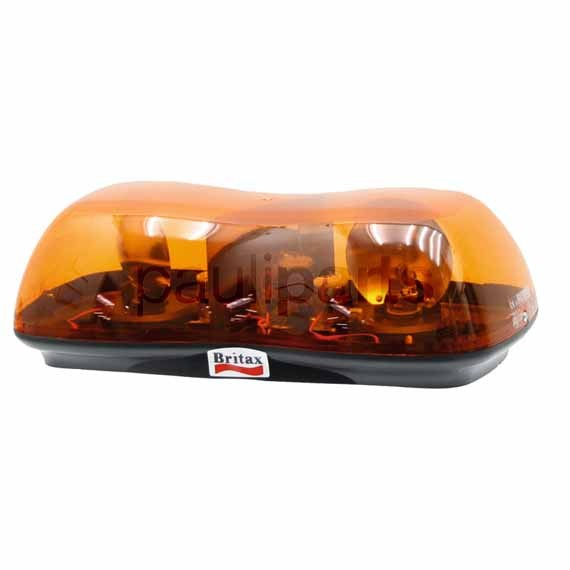 Britax Optisches Warnsystem, 12 Volt, 160 U/min, 18 mm Bohrung