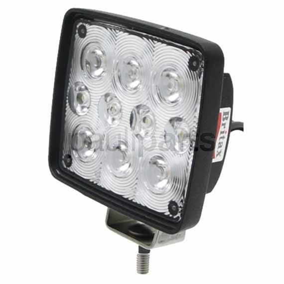 Arbeitsscheinwerfer LED, Scheinwerfer, 9-36 V, 13,6 W, 110 x 100 x 45 mm