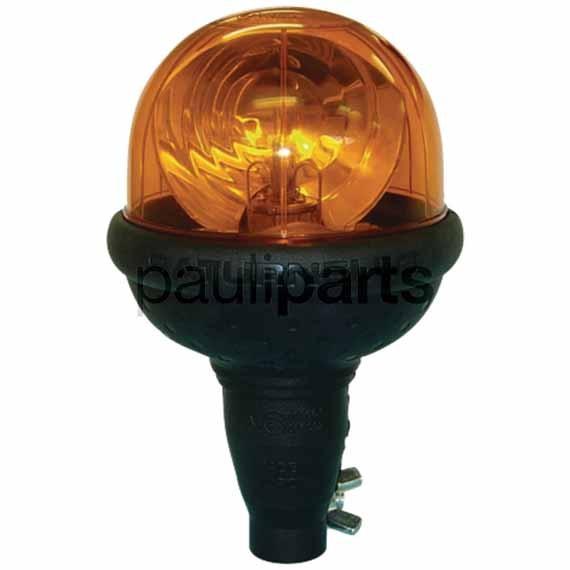 SACEX Rundumkennleuchte Saturnello, 12 V, Durchm. 128 mmm, 12V55W/H1