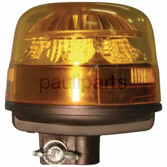 SACEX Rundumkennleuchte LED Galaxy, 12-30 Volt mit LED's 9W, Höhe 130 mm