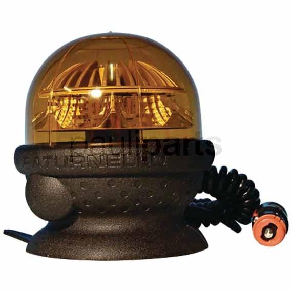 SACEX Rundumkennleuchte LED, Saturnello, 12-30 V mit LEDs, 9W, Höhe: 204 mm