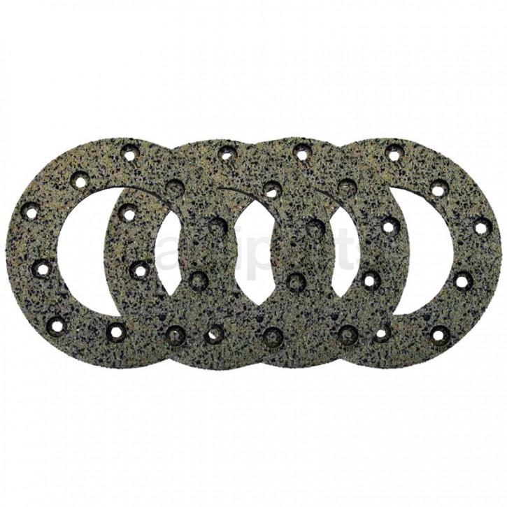 Bremsbelagsatz Fußbremse ,713255R93,für Case, D 320, 322, 324
