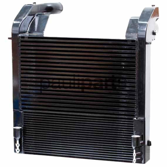Fendt Ladeluftkühler, Kühler, für Motorkühlung, H930200191110, Fendt 930