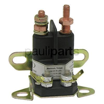 """Universal Magnet-Schalter, 12V, Hauptanschluss 2x1/4""""-20 UNF"""