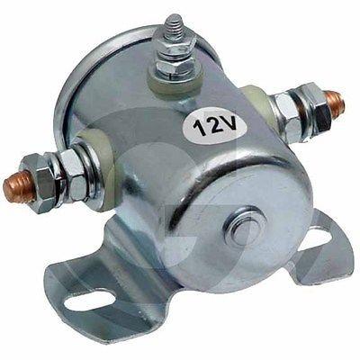 Universal Magnet-Schalter, 12V, Minus a. Montagefuß, 2x 5/8-24UNF (3 Anschl.)